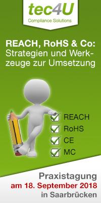 tec4U - REACH, RoHS & Co