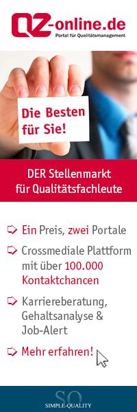 QZ-Online QM Stellenmarkt