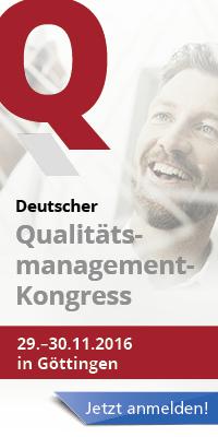 Deutscher Qualitätsmanagement-Kongress