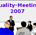 Termin des Q-Meetings in 2007