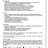 Sachbearbeiter Qualitätsmanagement (m/w) Lieferantenbetreuung