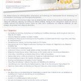 Mitarbeiter/in Qualitätssicherung als GMP Koordinator/in (Vollzeit / befristet) mit Sprachkenntnissen in Deutsch und Englisch (verhandlungssicher)