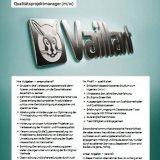 Qualitätsprojektmanager (m/w)