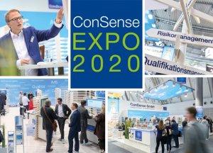 ConSense EXPO 2020: Virtuelle Messe für ConSense Softwarelösungen für das Qualitätsmanagement und Integrierte Management – anwenderfreundlich, hochkonfigurierbar und individualisierbar